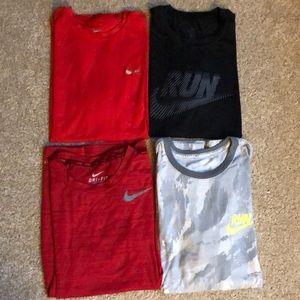 Nike Dry-Fit tee bundle